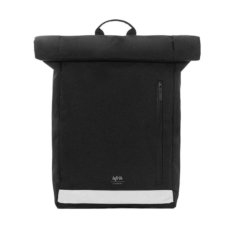 Reflecterende tas: Lefrik Roll Backpack Reflective Black